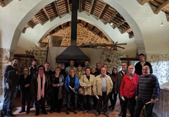 Proyecto cultural en Pavías