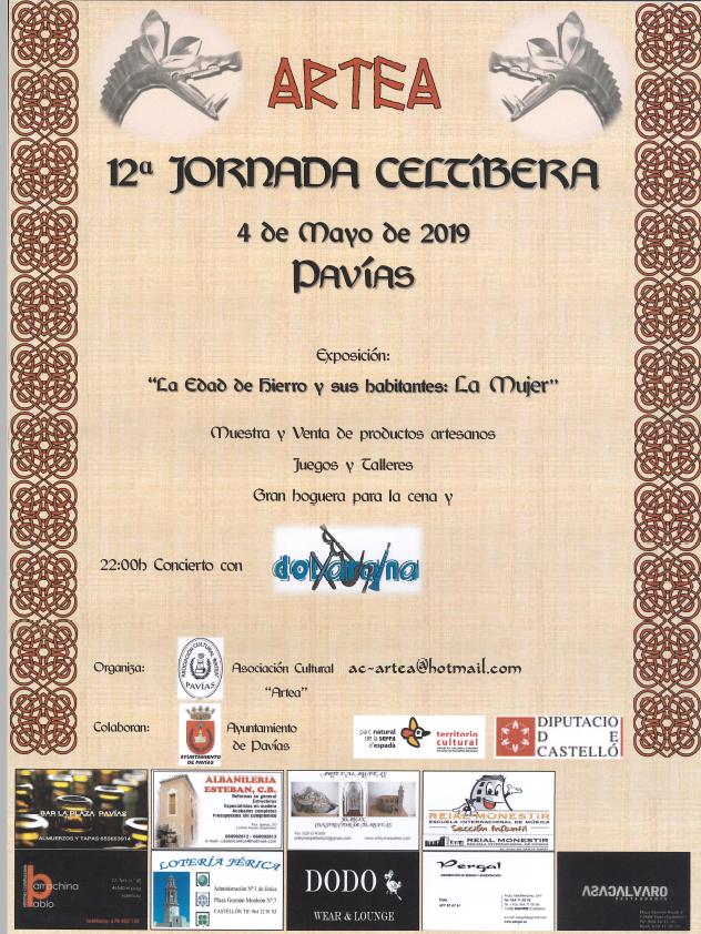 Artea_cartel_Jornada Celtivera