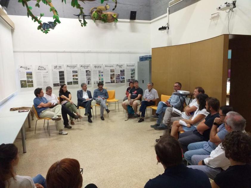 Grupo Faro en Eslida