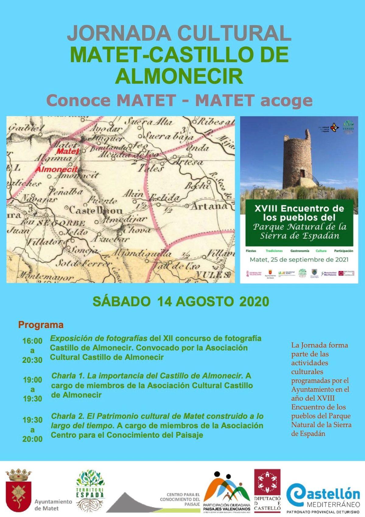 14 AGO 21-JORNADA CULTURAL MATET-CASTELL D'ALMONECIR